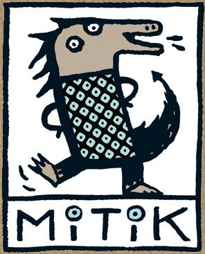 Mitik, créateur de jeux pour enfants