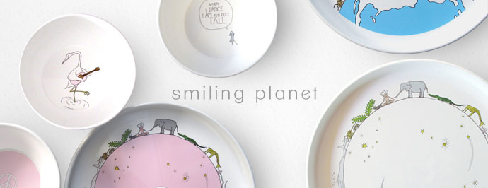 Smiling Planet